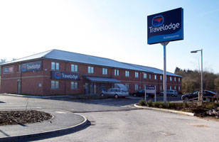 Travelodge Ashbourne Hotel exterior
