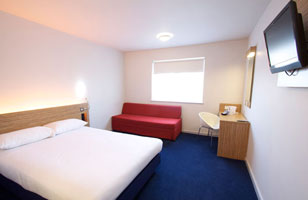 Travelodge Ashbourne Hotel rooms